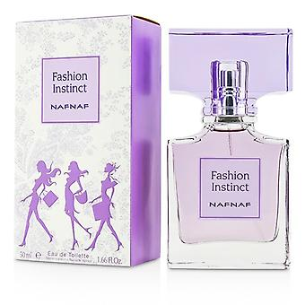 Naf-Naf Fashion Instinct Eau De Toilette Spray 50ml / 1.66 oz
