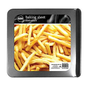 Royle Home Non Stick Baking Sheet Perfect for Roasting or Baking 29x30cm