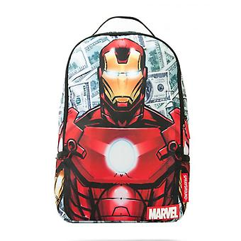 Sprayground Marvel Iron Money Backpack