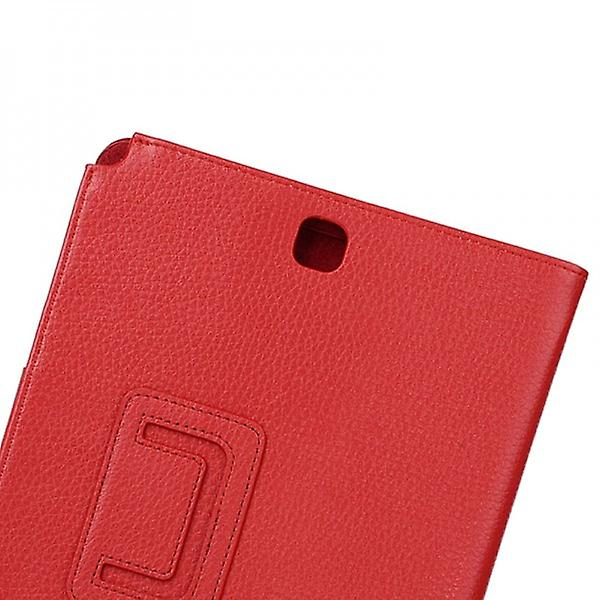 Red cover case for Samsung Galaxy tab A 9.7 T555 T555N T551 T550