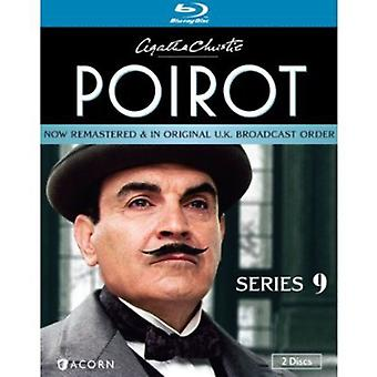 Agatha Christie's Poirot Series 9 [BLU-RAY] USA import