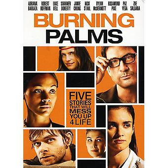 Burning Palms [DVD] USA import