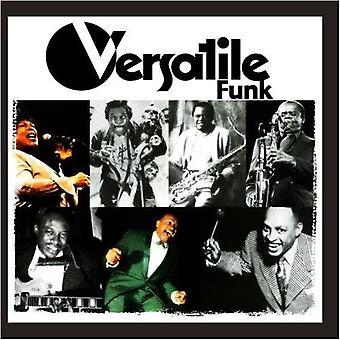 Mångsidiga Funk - mångsidiga Funk [CD] USA import
