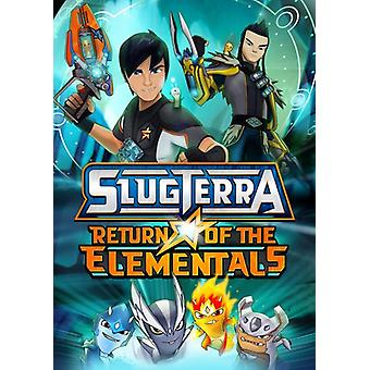 Slugterra: Return of the Elementals [DVD] USA import