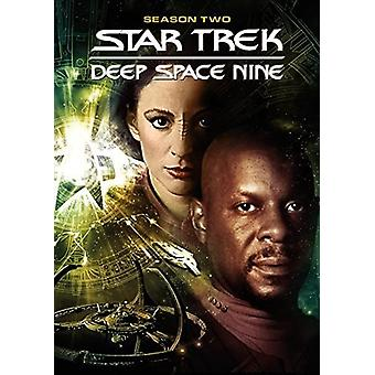 Star Trek - Deep Space Nine: Season 2 [DVD] USA import