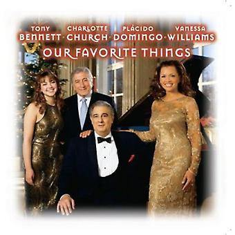 Tony Bennett - vår favoritsaker [CD] USA import