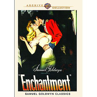 Enchantment [DVD] USA import