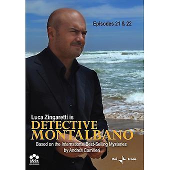 Detektiv Montalbano: Episoder 21 og 22 [DVD] USA importerer