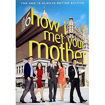 How I Met Your Mother: Season 6 [DVD] USA import