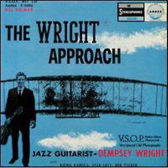 Dempsey Wright - Wright tilgang [CD] USA import