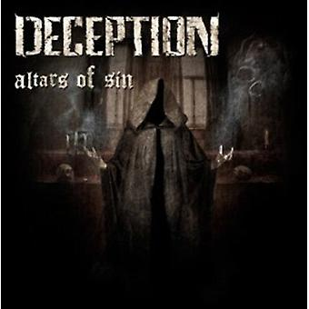 Deception - Altars of Sin [CD] USA import