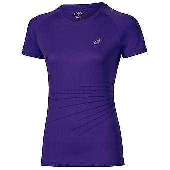 Asics Women Liteshow Graphic Top Short Sleeve - 130344-0270
