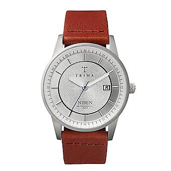Triwa Unisex Watch NIST101 CL010212 Stirling Niben watch leather