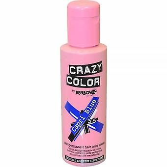 Crazy Color Crazy Color –Capri Blue 44 100ml