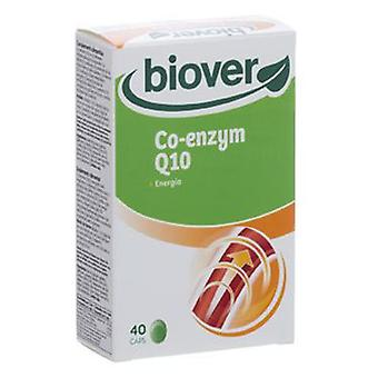 Biover Co Q10 40 Cap. (Vitamins & supplements , Special supplements)