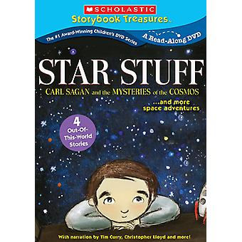 Star Stuff: Carl Sagan & Mysteries of Cosmos & [DVD] USA import