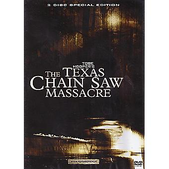 Texas Chainsaw Massacre Special Edition (2 disk sæt) (DVD)