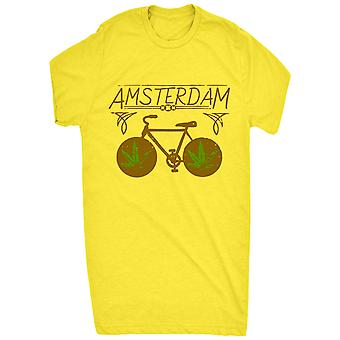 Renowned I want to ride my bicycle in Amsterdam Weed