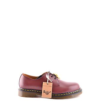 Dr. Martens men's MCBI103012O red leather lace-up shoes
