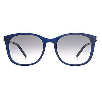 Saint Laurent SL 111 Sunglasses In Blue