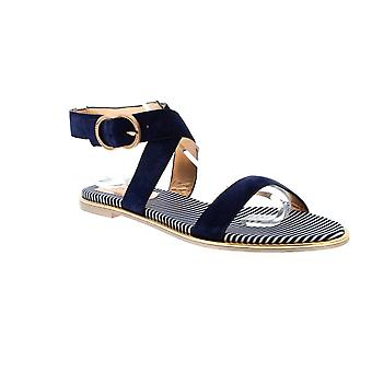 Ted Baker Qeredas - Navy Suede Womens sandali