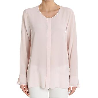 Her shirt ladies V01627240A005H pink silk blouse