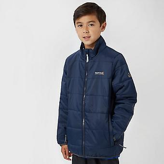 Navy Regatta Kids' Zyber Jacket