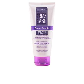 John Frieda Frizz Ease Secret Agent Crema Acabado Perfecto 100ml New