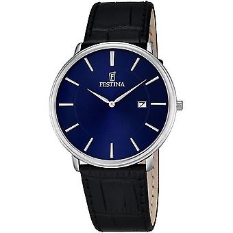 Festina mens watch F6839/4