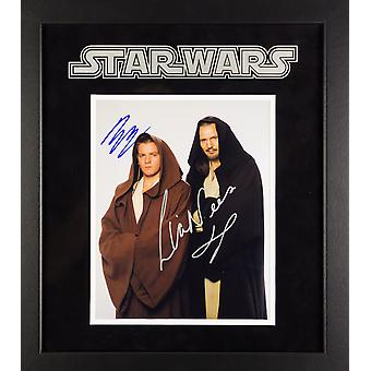 Star Wars - Signed Movie Photo - Framed Artist Series
