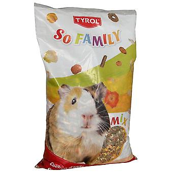 Tyrol Guinea Pig Mix So Family (Small pets , Treats)