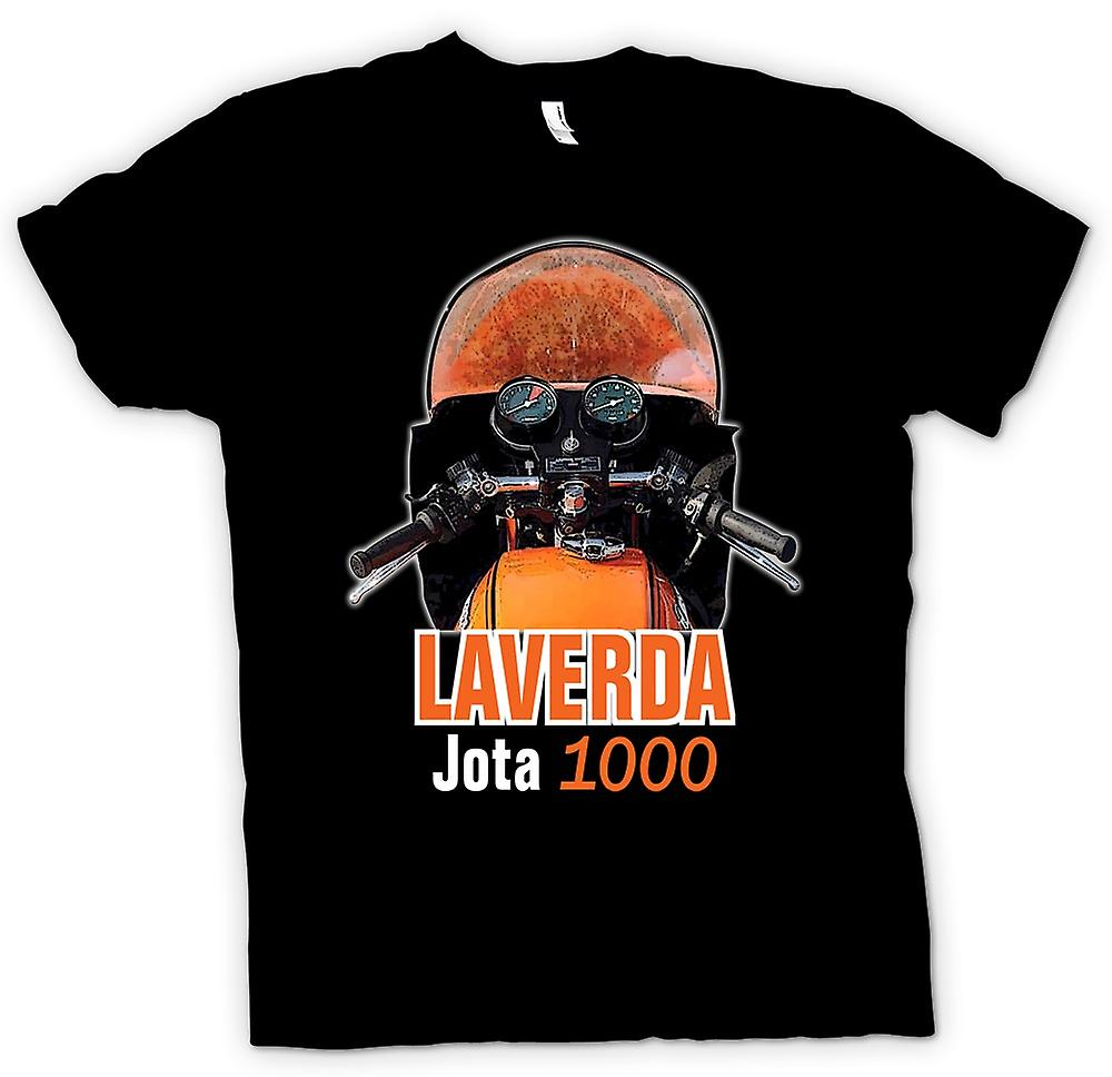 Kids T-shirt - Laverda Jota 1000 Classic Bike