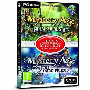 Mystery Age 1 2 (dolda mysterium kollektiven) (PC CD)