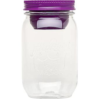 Aladdin Classic Mason Salad Jar Outdoor Cooking Equipment for Camping