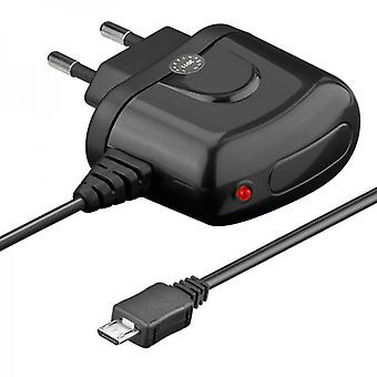 Goobay charger travel charger 1200 mAh charger black