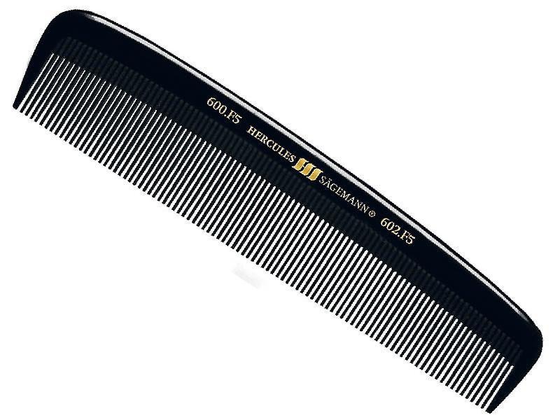 Hercules Sagemann Mens Hair Comb All Fine Teeth 5