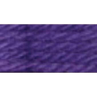 DMC Tapestry & Embroidery Wool 8.8yd-Dark Purple Iris