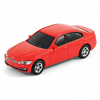 BMW 335i Auto USB-Memory Stick 8 GB - Rot