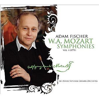 WA Mozart - Mozart: Symfonier, Vol. 4 [SACD] USA import