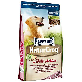 Happy Dog Naturcroq Active High Energy Level (Dogs , Dog Food , Dry Food)