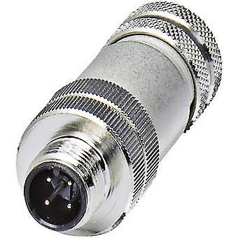 Phoenix Contact 1693830 SACC-M12MS-4CON-PG 7-SH Field Attachable Plug Connector M12