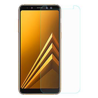 Samsung Galaxy A8 2018 Displayschutzfolie 9H Verbundglas Panzer Schutz Glas Tempered Glas