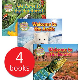 Welcome to Our Habitats Collection - 4 Books
