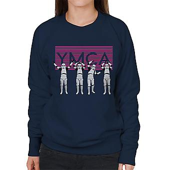 Original Stormtrooper YMCA Women's Sweatshirt