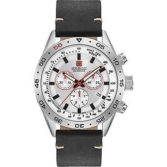Swiss military Hanowa mens watch Challenger Pro chronograph 06-4318.04.001