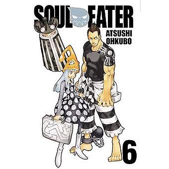Soul Eater - v. 6 by Atsushi Ohkubo - 9780316071093 Book