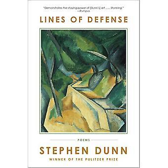 Riviä puolustus - runoja Stephen Dunn – 9780393350722 kirja