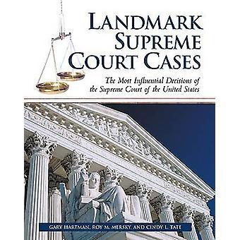 Landmärke högsta domstolsärenden - de mest inflytelserika beslut av S