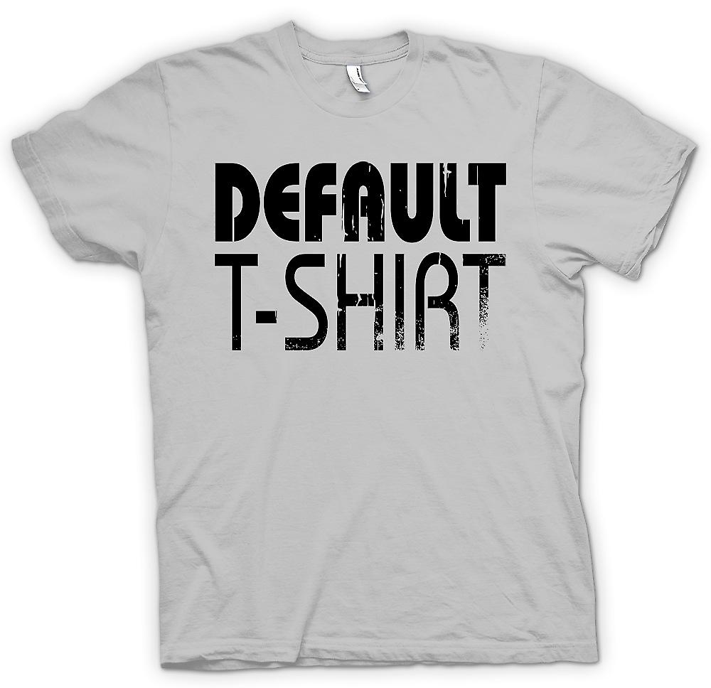 Mens T-shirt - défaut T Shirt - Funny Cool