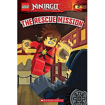 Lego Ninjago: The Rescue Mission (Reader #11)